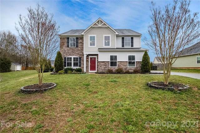 4536 Oconnell Street, Indian Trail, NC 28079 (#3714044) :: Stephen Cooley Real Estate Group