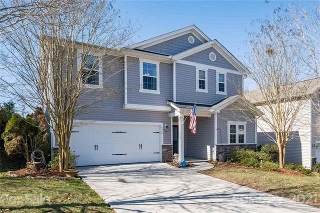 4318 Overbecks Lane #110, Waxhaw, NC 28173 (#3714070) :: Carlyle Properties