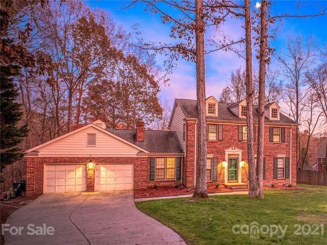 102 Foxfield Lane, Matthews, NC 28105 (#3714115) :: Home and Key Realty