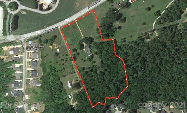 1817 Georgia Road, Simpsonville, SC 29680 (#3714173) :: Mossy Oak Properties Land and Luxury