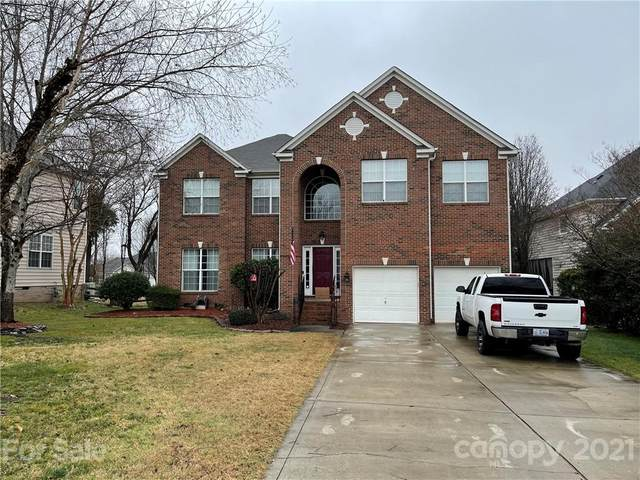 15416 Saxon Trace Court, Huntersville, NC 28078 (#3714212) :: Home and Key Realty