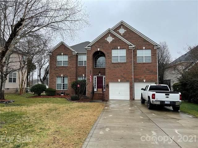 15416 Saxon Trace Court, Huntersville, NC 28078 (#3714212) :: Mossy Oak Properties Land and Luxury