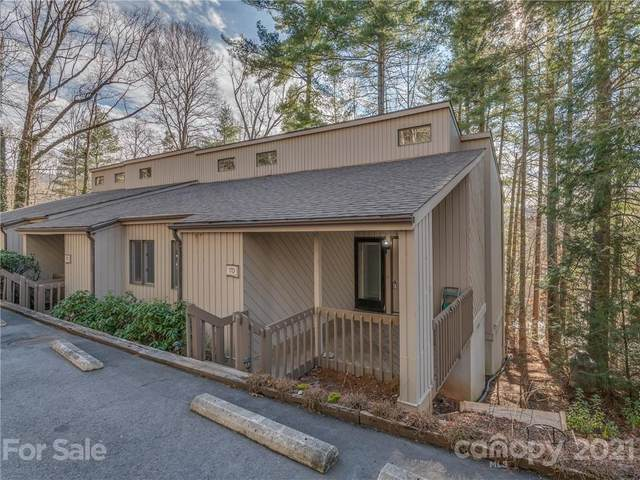 17 Cedarwood Trail D, Asheville, NC 28803 (#3714231) :: Keller Williams Professionals