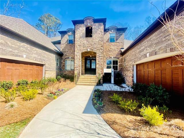 1702 Batson Creek Lane #1, Weddington, NC 28104 (#3714251) :: High Performance Real Estate Advisors