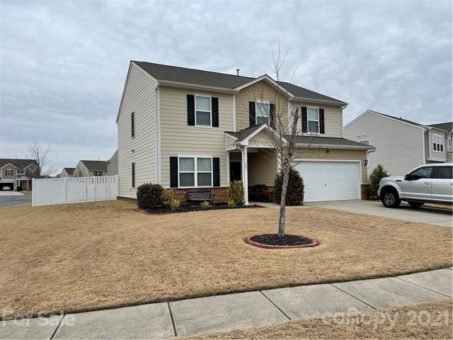 1003 Dairy Glen Road, Indian Trail, NC 28079 (#3714288) :: Burton Real Estate Group