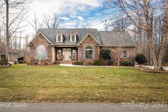 4129 Blair Road, Maiden, NC 28650 (#3714296) :: The Allen Team