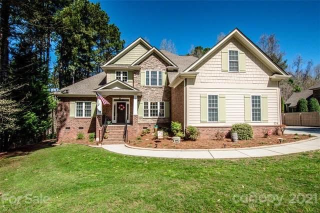 124 Harvest Lane, Mooresville, NC 28117 (#3714314) :: Austin Barnett Realty, LLC