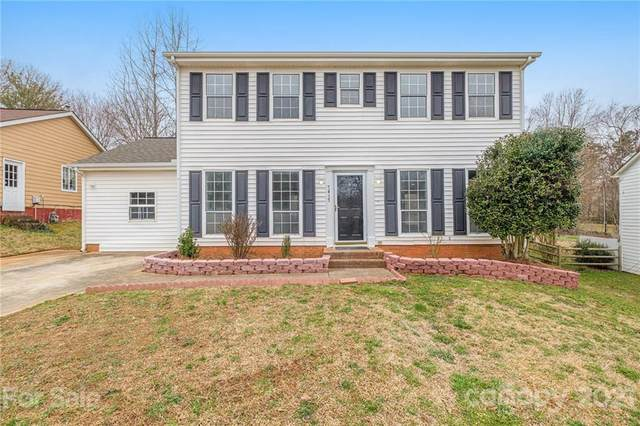 7415 Ginger Spice Lane, Charlotte, NC 28227 (#3714377) :: Ann Rudd Group
