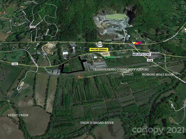 Tract A Old Hendersonville Highway Tract A, Pisgah Forest, NC 28768 (#3714457) :: LePage Johnson Realty Group, LLC