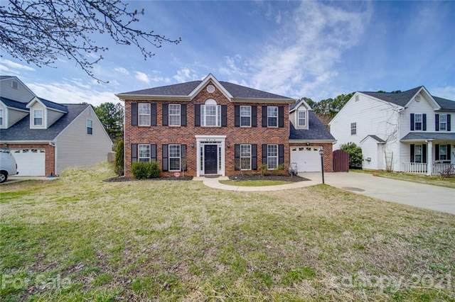9916 Wildwood Muse Court, Charlotte, NC 28273 (#3714506) :: Lake Wylie Realty
