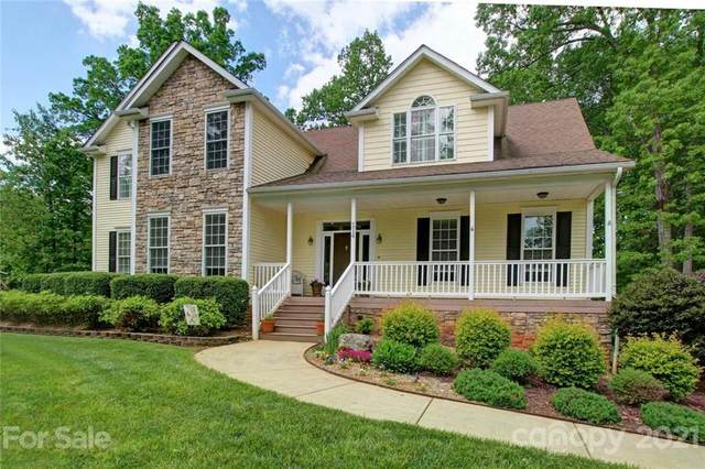 114 Palmetto Drive, Mooresville, NC 28117 (#3714543) :: Lake Wylie Realty