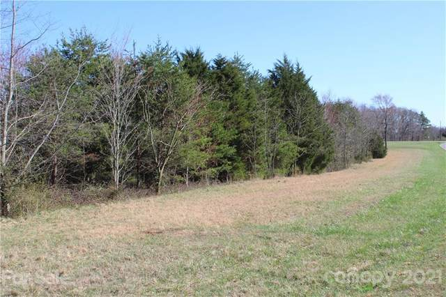 40 ac Huckleberry Ridge Road, Hiddenite, NC 28636 (#3714702) :: The Mitchell Team