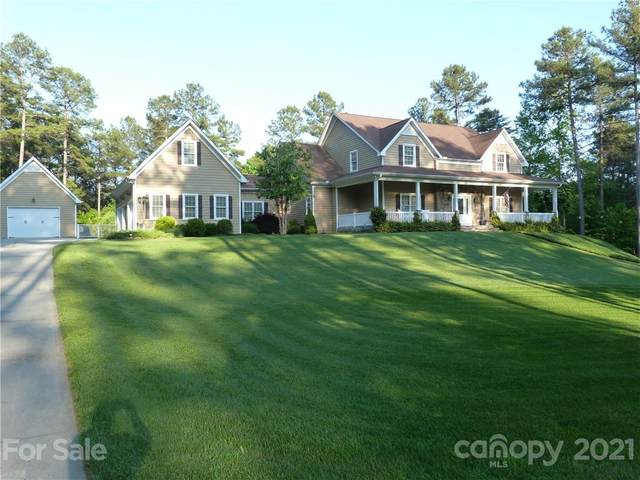 207 Lake Front Drive, Connelly Springs, NC 28612 (#3714707) :: Willow Oak, REALTORS®