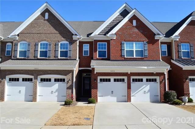 105 Clarendon Street, Mooresville, NC 28117 (#3714725) :: Scarlett Property Group