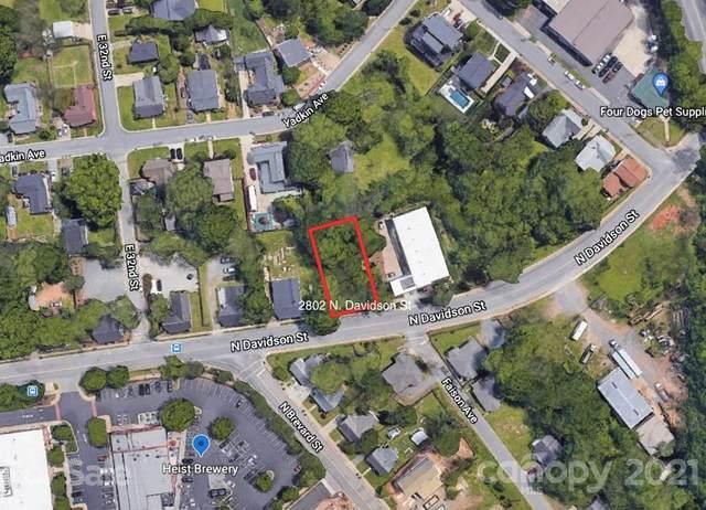 2802 Davidson Street #143, Charlotte, NC 28205 (#3714762) :: Home and Key Realty