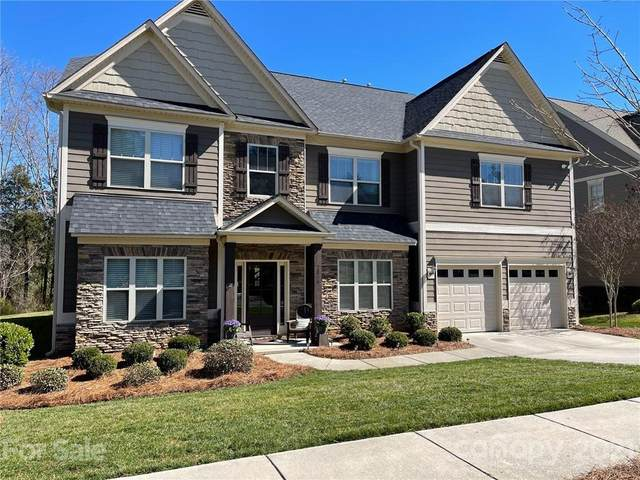 2854 Donegal Drive, Kannapolis, NC 28081 (#3714808) :: The Ordan Reider Group at Allen Tate