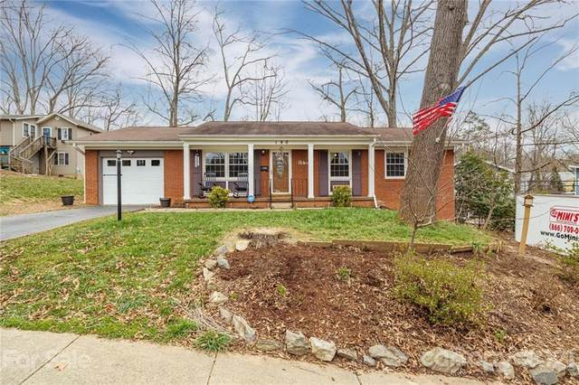 190 Clinton Avenue, Asheville, NC 28806 (MLS #3714869) :: RE/MAX Journey