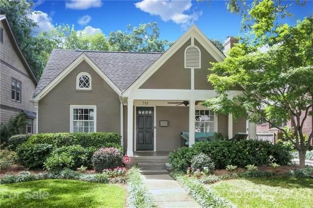 712 Templeton Avenue, Charlotte, NC 28203 (#3714870) :: MOVE Asheville Realty