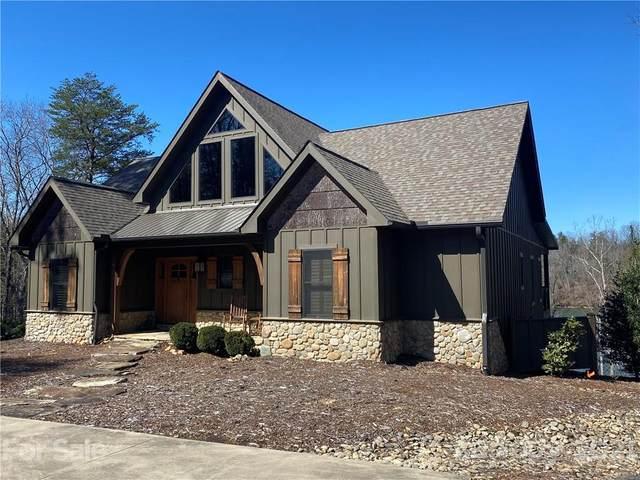 57 Cottage Grove Drive #153, Nebo, NC 28761 (#3714888) :: TeamHeidi®