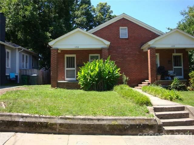 1204 Kennon Street, Charlotte, NC 28205 (MLS #3714898) :: RE/MAX Journey
