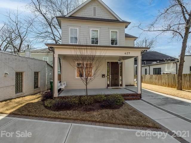427 Pecan Avenue, Charlotte, NC 28204 (#3714902) :: High Performance Real Estate Advisors