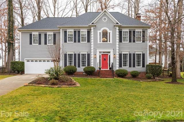 15108 Stonegreen Lane, Huntersville, NC 28078 (#3714923) :: The Mitchell Team