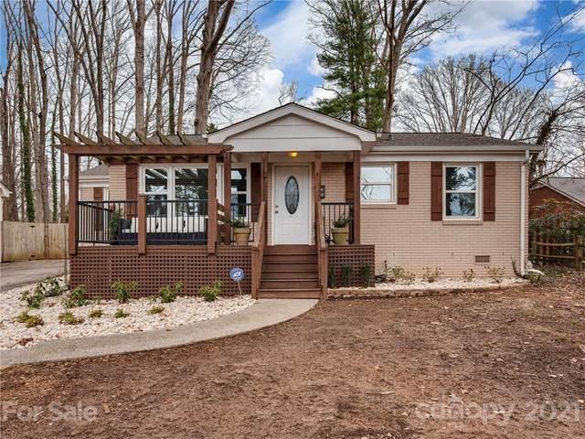 3005 Hilliard Drive, Charlotte, NC 28205 (#3714924) :: Burton Real Estate Group