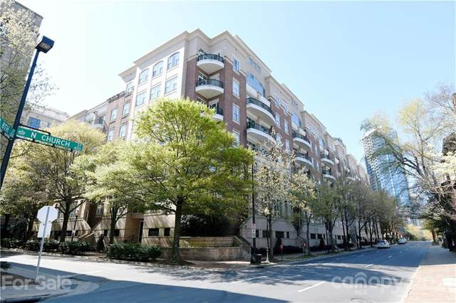 400 N Church Street #420, Charlotte, NC 28202 (#3714997) :: MartinGroup Properties