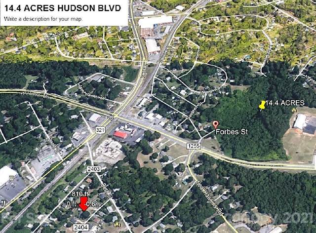14.4 Acres E Hudson Boulevard E, Gastonia, NC 28056 (MLS #3715041) :: RE/MAX Journey