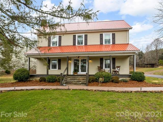 4585 Lake Adger Road, Mill Spring, NC 28756 (#3715078) :: The Premier Team at RE/MAX Executive Realty