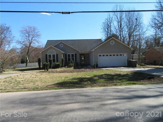 405 Walker Street, Kannapolis, NC 28081 (#3715080) :: Bigach2Follow with Keller Williams Realty