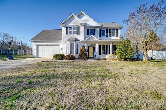 3914 Lincoln Court, Indian Trail, NC 28079 (#3715142) :: Keller Williams South Park