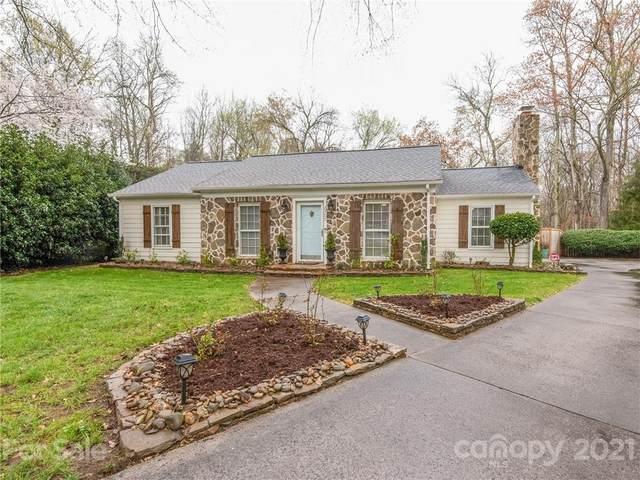2300 Turnberry Lane, Charlotte, NC 28210 (#3715180) :: LePage Johnson Realty Group, LLC