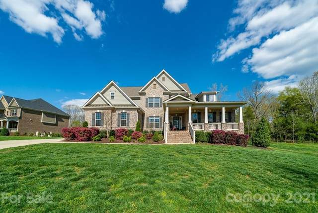 2258 Shagbark Lane, Weddington, NC 28104 (#3715183) :: The Ordan Reider Group at Allen Tate