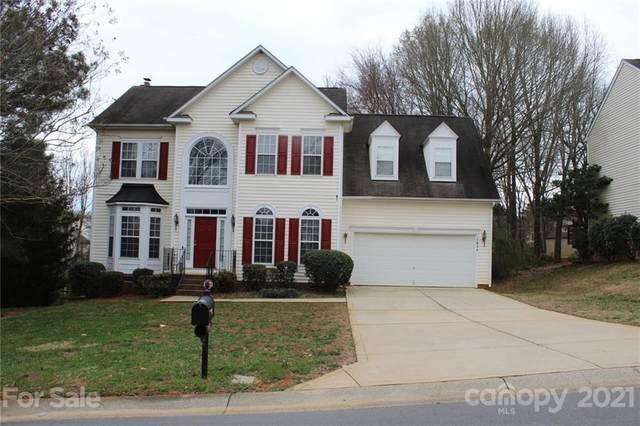 10934 Harringham Lane W #32, Charlotte, NC 28269 (#3715210) :: Stephen Cooley Real Estate Group
