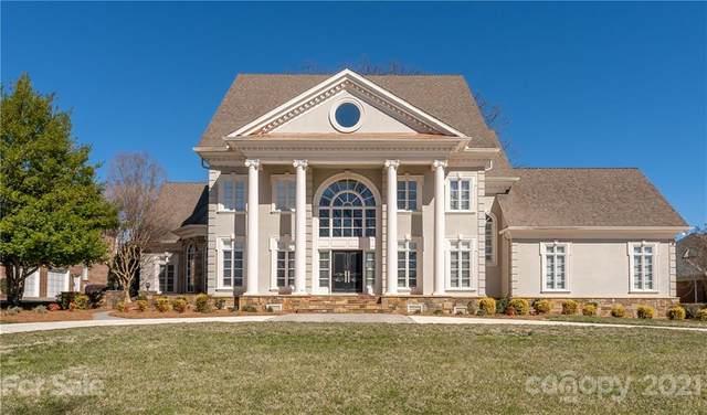 18912 Peninsula Club Drive, Cornelius, NC 28031 (#3715301) :: BluAxis Realty