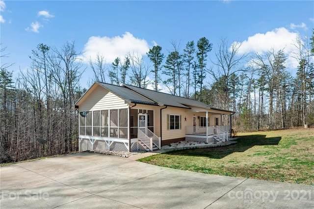 1331 Bethel Church Road, Marion, NC 28752 (#3715326) :: Keller Williams Professionals