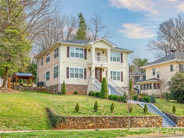 69 Edwin Place, Asheville, NC 28801 (#3715344) :: The Ordan Reider Group at Allen Tate