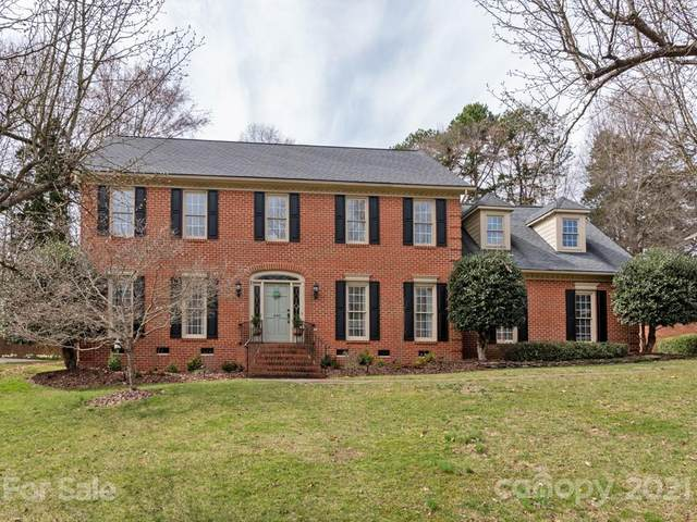 640 Barington Place, Matthews, NC 28105 (#3715363) :: The Premier Team at RE/MAX Executive Realty
