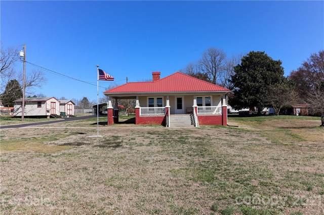 2995 Back Creek Church Road, Mt Ulla, NC 28125 (#3715458) :: Carlyle Properties