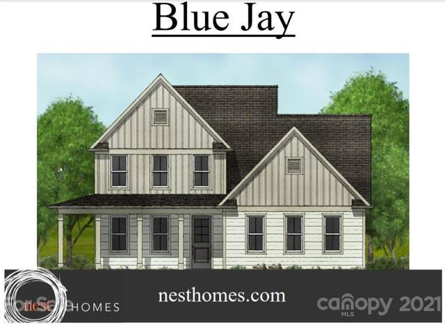 Lot 62 Timber Run Lane #62, Maiden, NC 28650 (#3715485) :: MOVE Asheville Realty