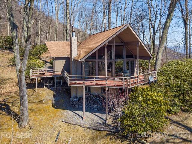 946 Friendly Acres Drive, Waynesville, NC 28786 (#3715510) :: The Ordan Reider Group at Allen Tate