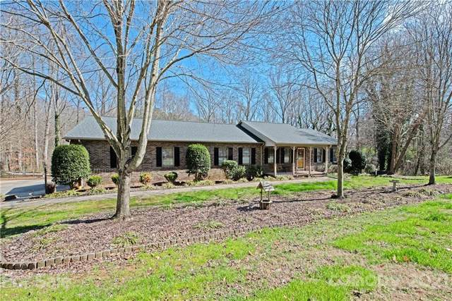 215 Tranquil Lake Drive, China Grove, NC 28023 (#3715523) :: Carlyle Properties