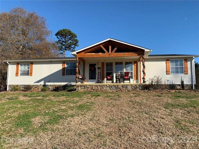 5500 Lee Cline Road, Conover, NC 28613 (MLS #3715569) :: RE/MAX Journey