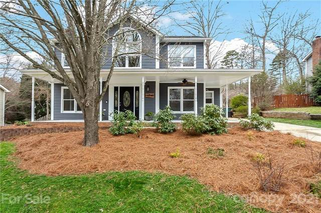 1218 Cindy Carr Drive #4, Matthews, NC 28105 (#3715581) :: Bigach2Follow with Keller Williams Realty