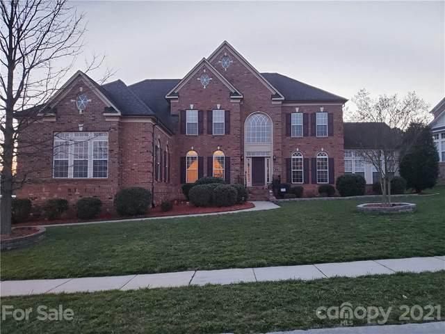 7601 Meadow Grove Drive, Waxhaw, NC 28173 (#3715627) :: Carlyle Properties