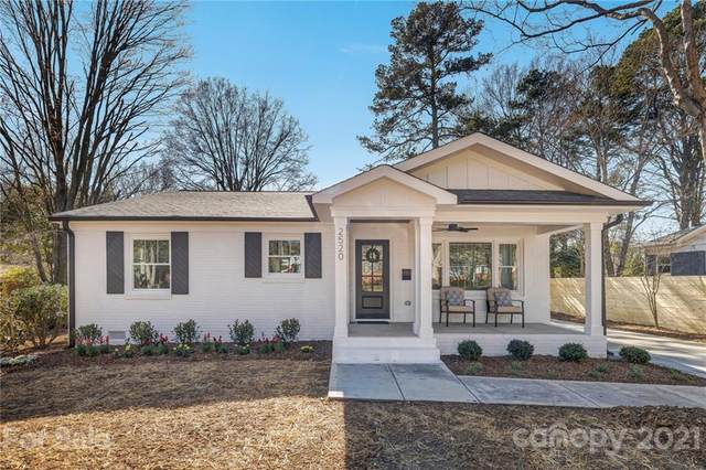2520 Heywood Avenue, Charlotte, NC 28208 (#3715685) :: Rhonda Wood Realty Group