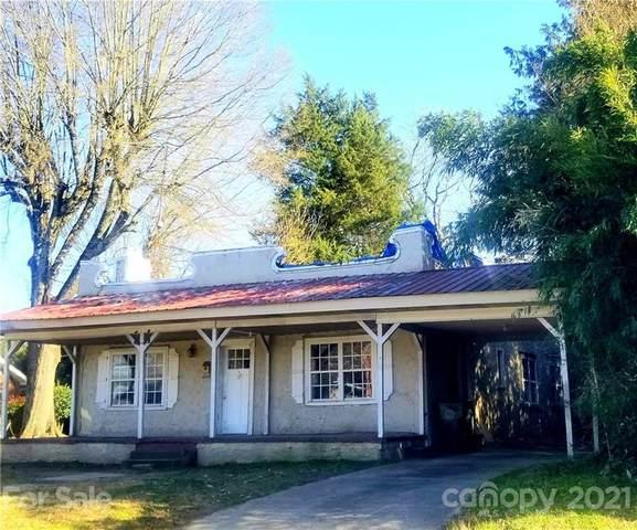 506 1st Street, Cherryville, NC 28021 (#3715700) :: Carolina Real Estate Experts