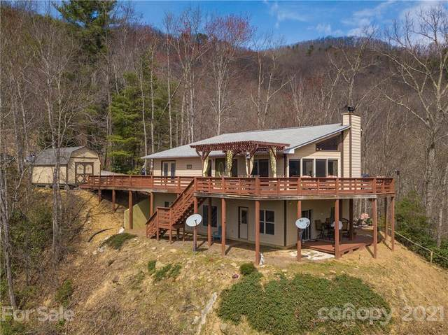 834 Eagles Roost Road, Bryson City, NC 28713 (MLS #3715712) :: RE/MAX Journey