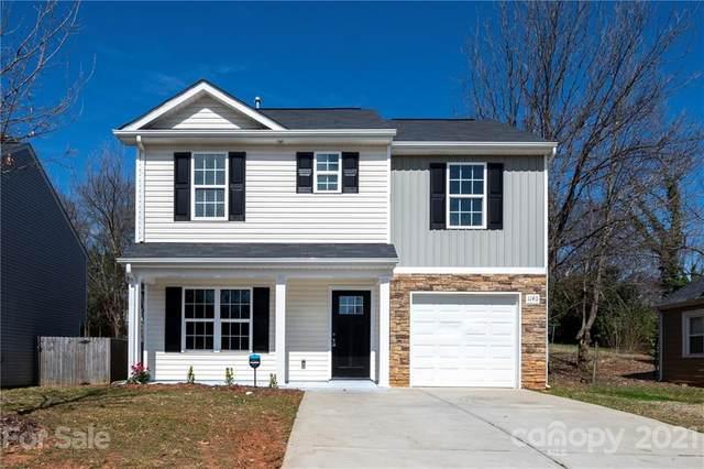 1140 Bethel Road #31, Charlotte, NC 28208 (#3715795) :: Home and Key Realty